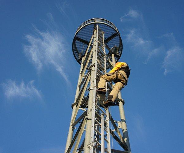 VERTIC's VERTILIGNE vertical lifeline system